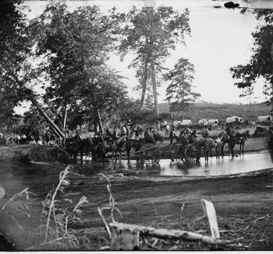 a history of the second battle of bull run in the american civil war The civil war begins fort stonewall jackson and gen james longstreet at the second battle of bull run in history place main page | american.