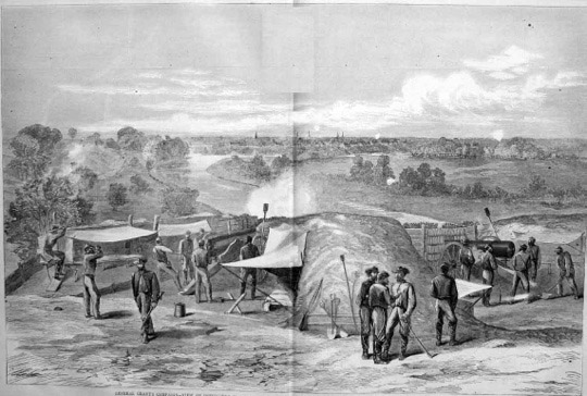 an introduction to the history of the siege of petersburg On june 15, the first day of the battle of petersburg, some 10,000 union troops under general william f smith moved against the confederate defenders of petersburg, made up of only a few thousand.