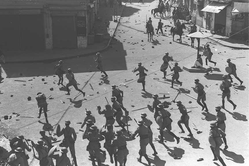 1920,1921 Arab Riots in Palestine1920,1921 Arab Riots in Palestine