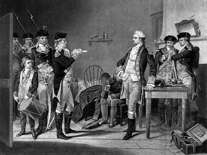 was benedict arnold a traitor We all think we know the story of benedict arnold, the american revolutionary  war general who fought for the continental army but then defected to the british.