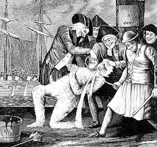 the boycott of british tea an american protest 2018/08/19 method used by colonists to protest and influence british commercial policies a boycott is the act of abstaining from using, buying, or dealing with something or someone as a means of protest and coercion during the.