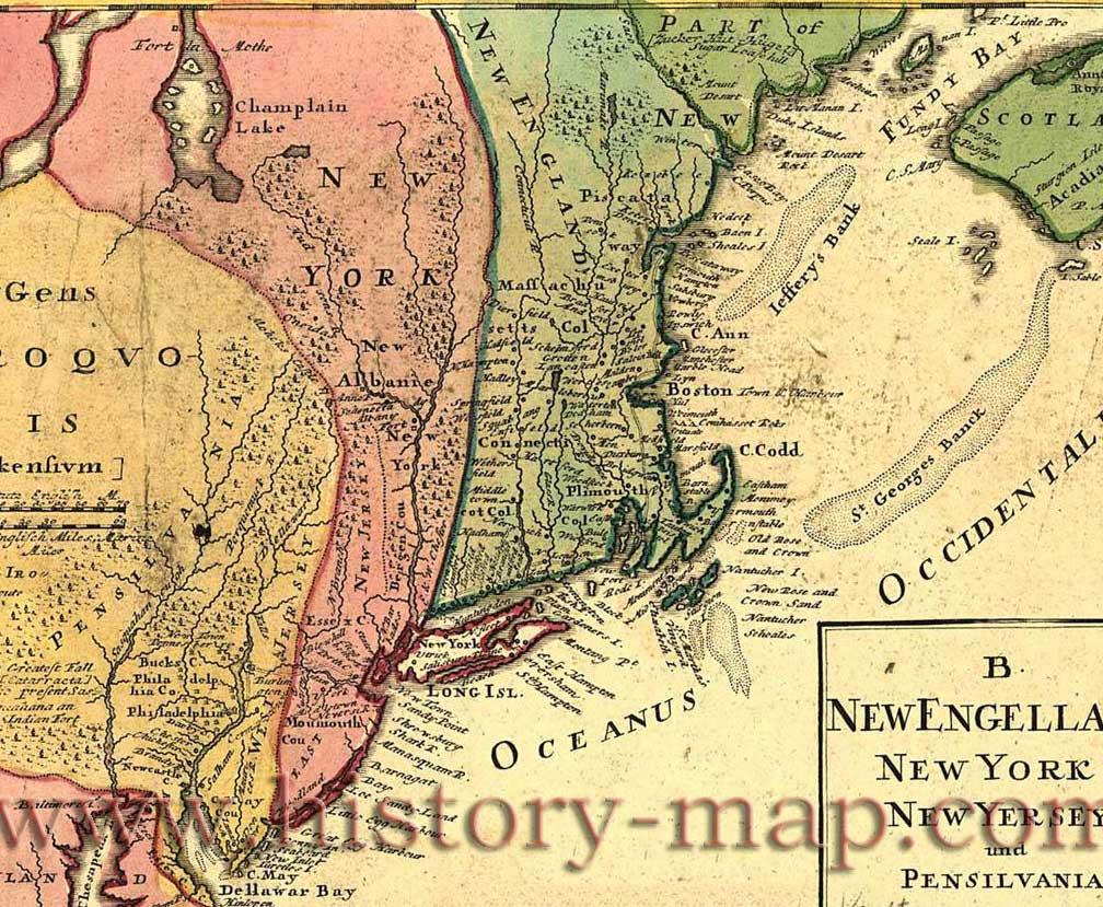 New York Colony Map New York Colony New York Colony Map