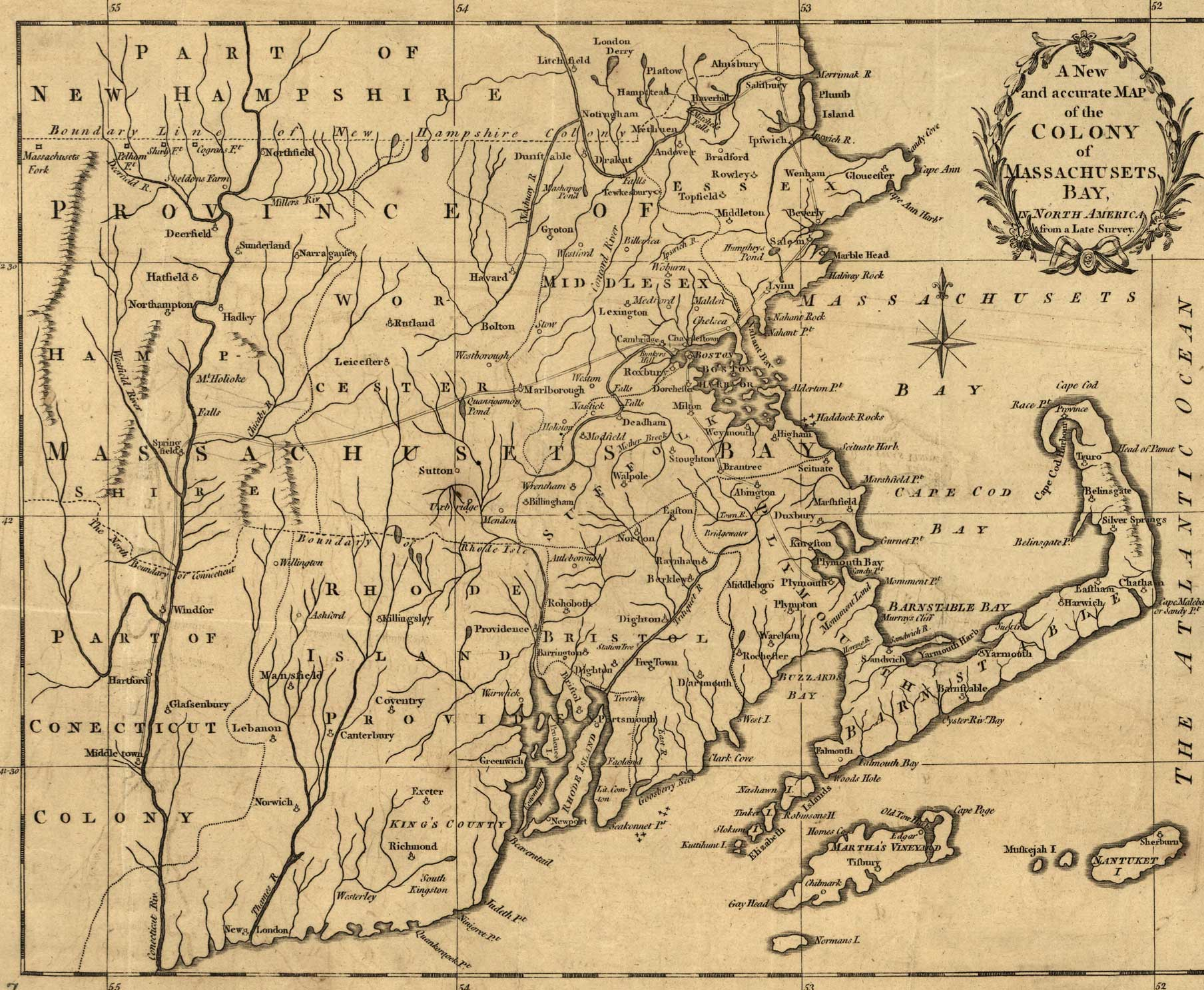 the virginia and massachusetts bay colonies History of immigration, 1620-1783  the colonies that became the  the 1620 establishment of plymouth bay colony in massachusetts by the religious immigrants.