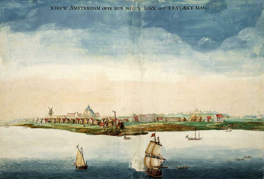 New Amsterdam New York