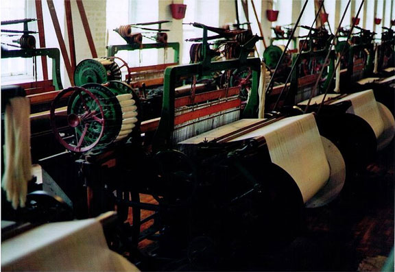 1784 Power Loom Invented