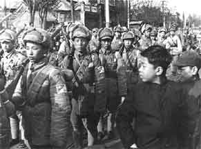 a history of chinese communist party victory in the chines civil war People's republic of china is formally established major combat in the chinese civil war ended in 1949 with the communist party of china in control of.