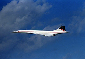 a history of the concorde british french venture In the 1960s there was an international competition to build a supersonic transport  history of the rise and fall of  the british and french concorde fleets.