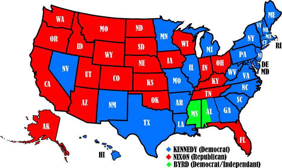 1960 American Presidential election