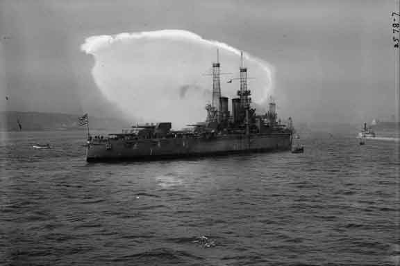 Image result for uss wyoming explosion 1937