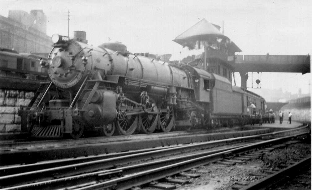Baltimore and ohio 4-6-2 #5314