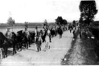 Germany Wins Battle of Tannenberg