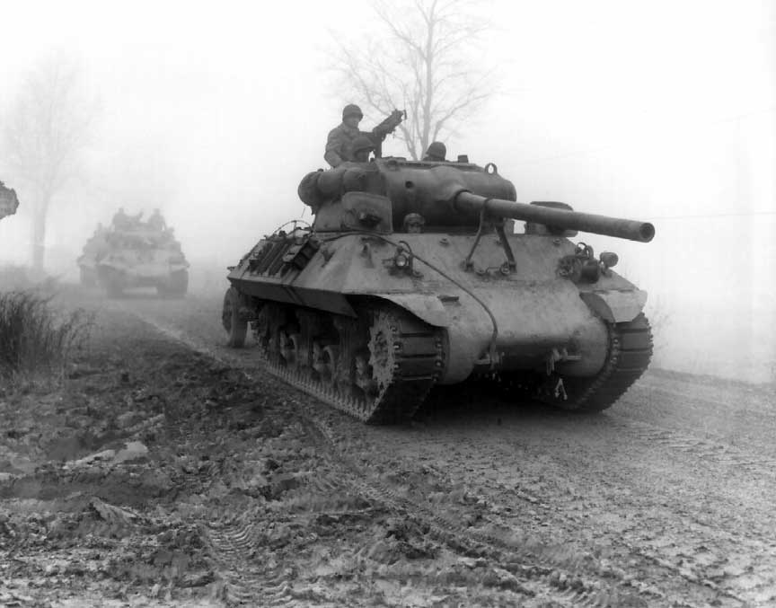 Image result for dec 1944 battle of the bulge begins